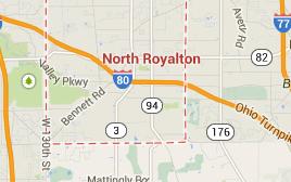 north royalton OH