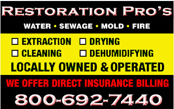 sewer, mold, restoration co