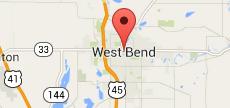 west bend WI